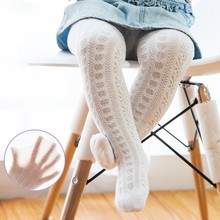 Baby Girl Socks Baby Toddler Baby Cotton Mesh Breathable Socks Newborn Knee High Baby Girls Socks Kids Sock 1 pack cotton girls socks long baby knee high socks cat style princess kids socks girl cute baby sock baby girl clothes 30cm