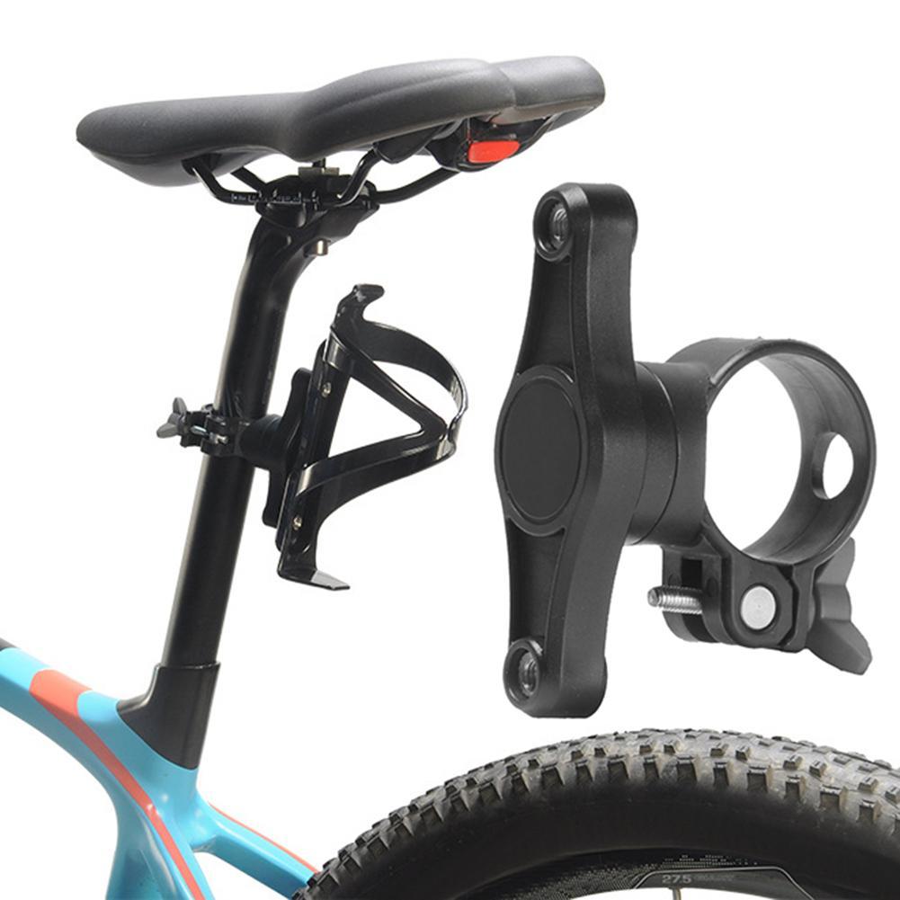 New MTB Bike Cycling Outdoor Water Drink Bottle Rack Holder Bracket Metal Cage