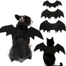 Dog Cosplay Costume Accessory Pet Bat Wings Funny Clothes Hot Style Wacky Cat Decorations 1 PC For festival