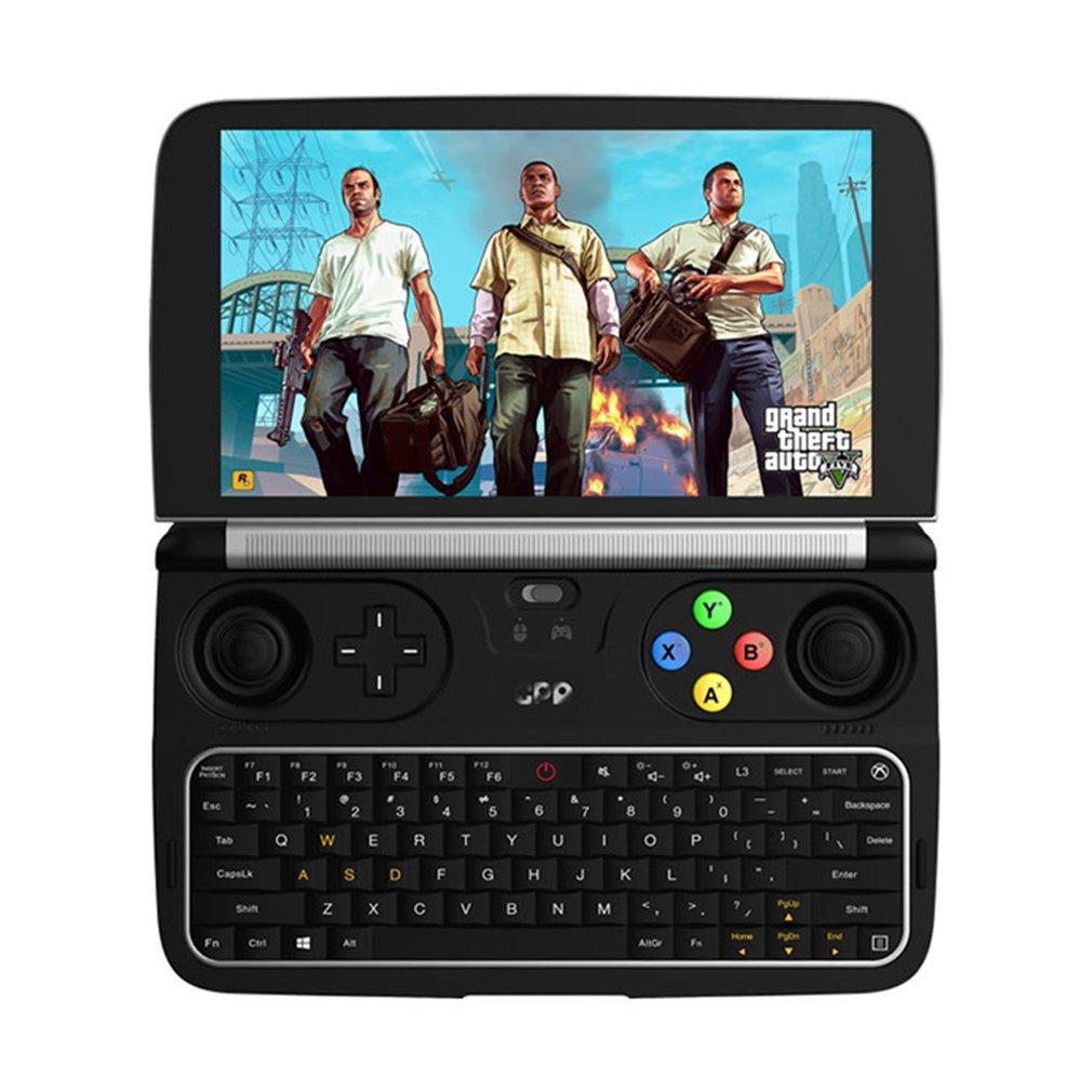 "GPD Win2 Gamepad portable 6 ""Console de jeu 8GB + 128 GB/256G Quad Core double bande écran tactile Mini ordinateur portable"