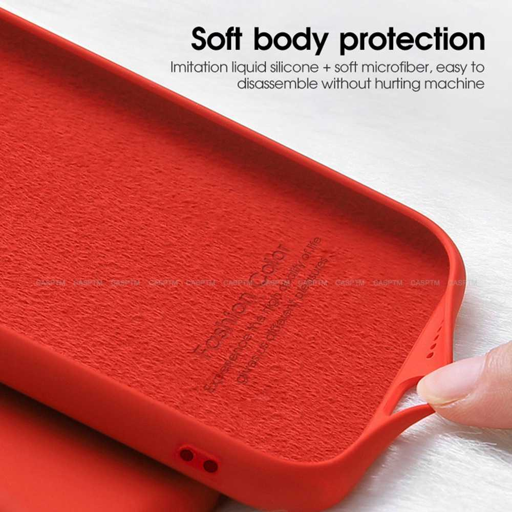 Soft Liquid Silicone Case For Samsung A51 A71 S10E S10 Plus Colorful Protective Case For Samsung Galaxy A60 A40 A70 A20 A50S A30