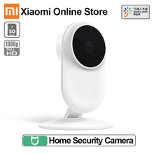 Xiaomi Mijia caméra de surveillance intelligente IP Wifi 2MP/1080P, dispositif de sécurité Web, grand Angle, système infrarouge (10m), audio bidirectionnel, Mi Home