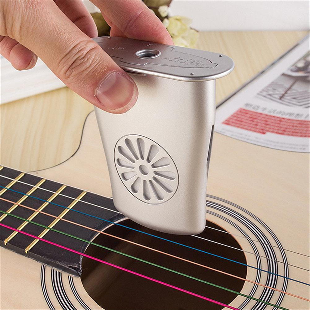 Acoustic Guitar Sound Hole Humidifier Cracking Instrument Care Humidity Adjustment Guitar Accessories