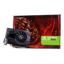 Красочная игровая видеокарта GeForce GT 1030 2G V3