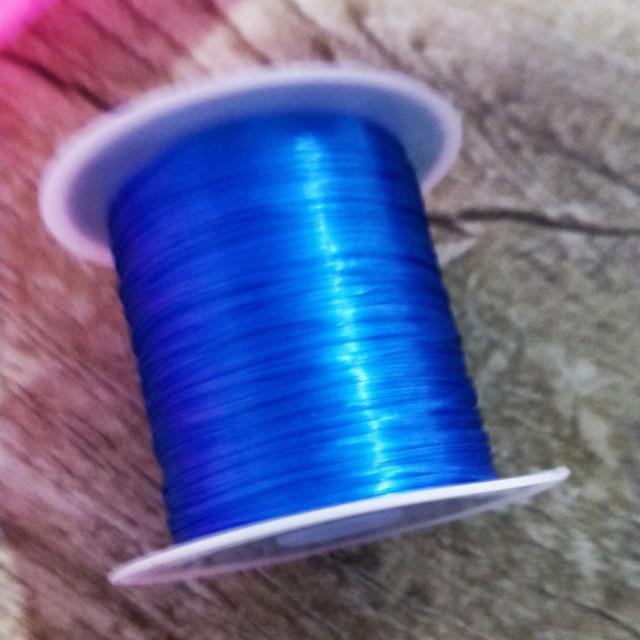 Strong Stretchy Elastic Beading Thread Cord Bracelet String Jewelry DIY 1ha
