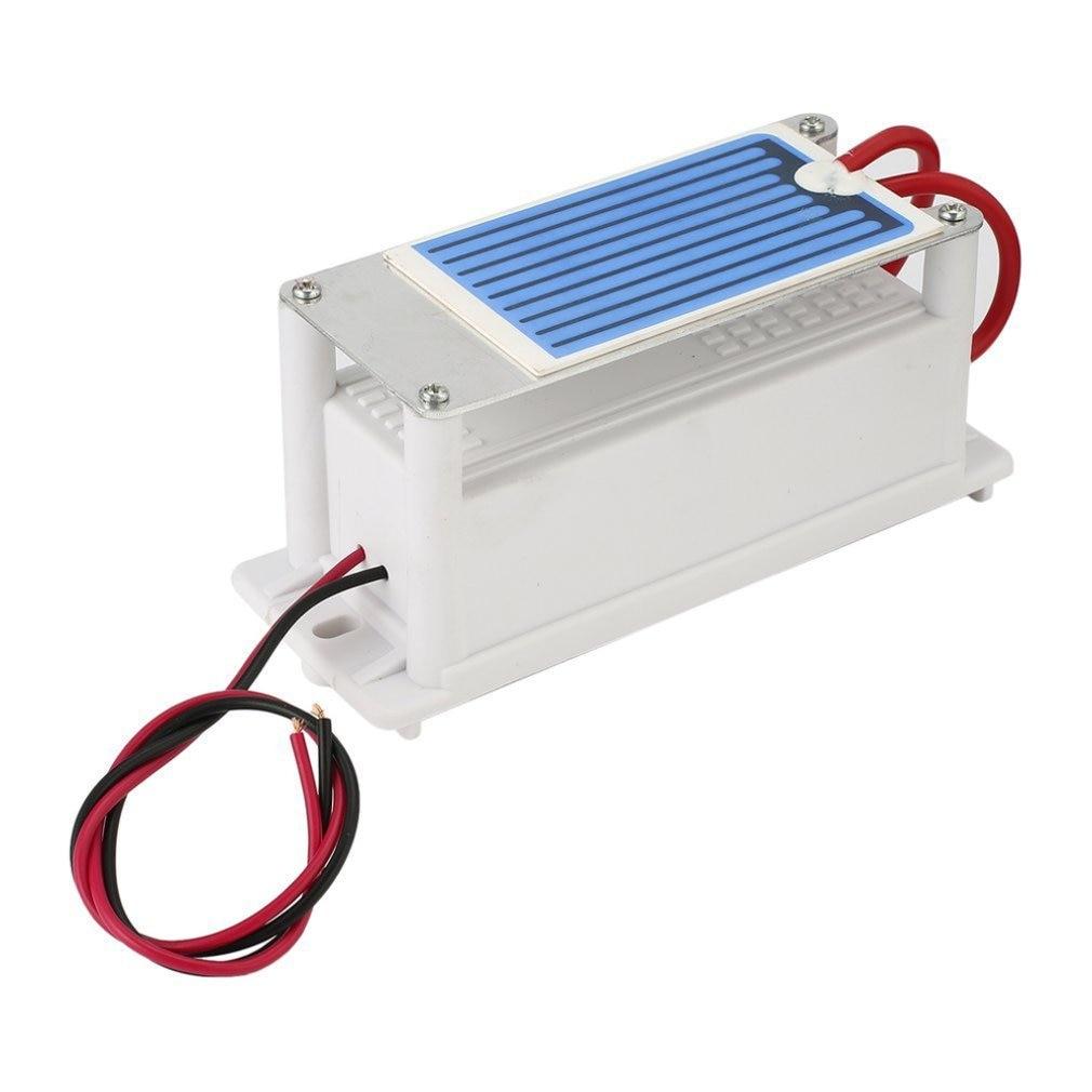 Mini Ozone Generator  Integrated Ceramic Plate Air Ozonizer Machine Sterilizer  Air Purifier Odor Elimination 1 Set