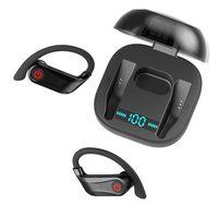 Power HBQ Pro Sport Bluetooth Earphone Wireless earbuds HBQ Q62 Stereo Earphones Big Power Bass Headset TWS Handsfree oordopjes