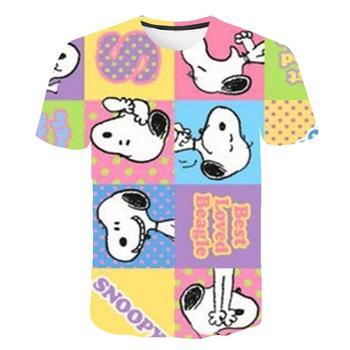 Y otros equipos de impresión de animacina para padres e hijos camisetas...