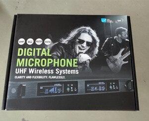 Image 5 - TKG, реальное разнообразие, 626 668 МГц, 780 822 МГц, стандартная двухканальная микрофонная система, беспроводной профессиональный микрофон