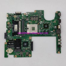 Orijinal CN 0CGY2Y 0CGY2Y CGY2Y DA0FM9MB8D1 HD5470 512MB HM55 için dizüstü anakart anakart Dell Studio 1558 S1558 dizüstü bilgisayar