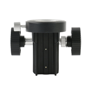 Image 5 - 50mm Diameter Verstelbare Stereo Microscoop Stand Houder Scharnierende Arm Beugel Microscoop Gear Accessoires