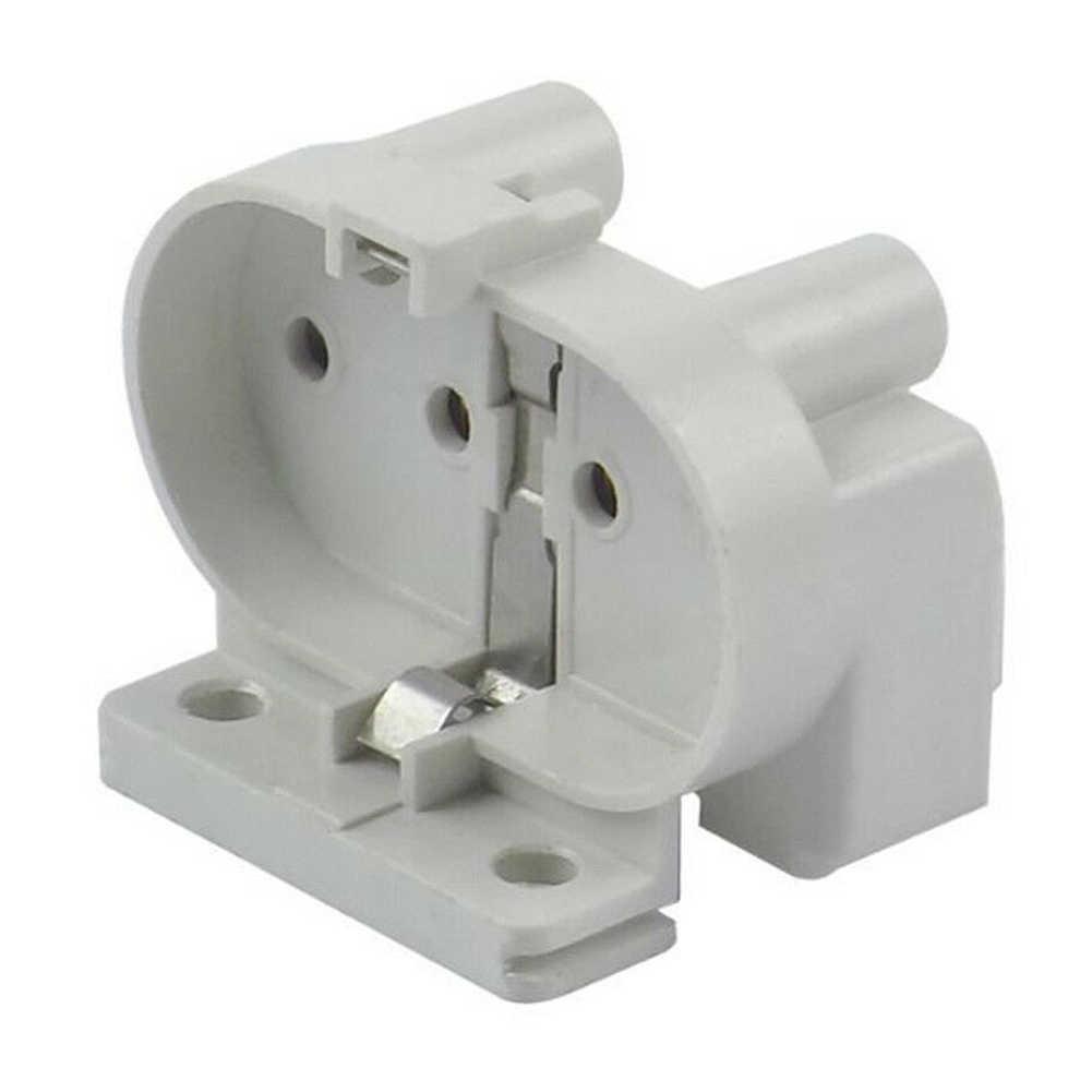 دائم حامل مصباح محول مأخذ التوصيل 4 دبوس مقاومة للحرارة قاعدة مصابيح الأبيض 250 فولت موصل المهنية المنزل 2G11 أنبوب 2 أ