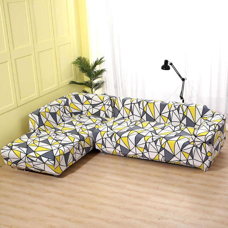 1/2 шт. диванных чехлов для Гостиная необходимы порядок Набор чехлов для дивана (2 шт.) в том случае, если это L-shape форме, благодаря чему создается ощущение невесомости с угловой диван защиты мебели от детская игрушка «любимчик»