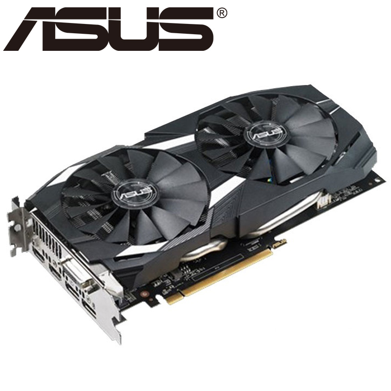 ASUS Video Graphics Card RX 580 With 4GB 256Bit GDDR5 for AMD RX 500 Series 1