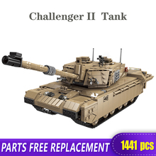 XINGBAO Technic New Military Series 06033 The UK Challenger2 Main Battle Tank Model Blocks Bricks Toys Figure Christmas Gifts xingbao technic new military series 06033 the uk challenger2 main battle tank model blocks bricks toys figure christmas gifts