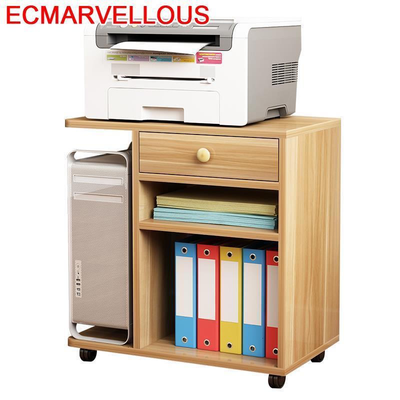 Furniture File Archiefkast Repisa De Madera Printer Shelf Archivero Archivadores Mueble Archivador Para Oficina Filing Cabinet