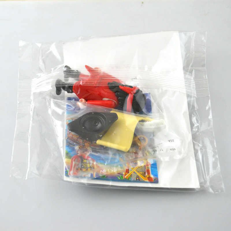 Оригинальный Playmobil Фигурка Игрушки мини фигурка Playmobil полицейская принцесса военные фигурки аксессуары Refills игрушки