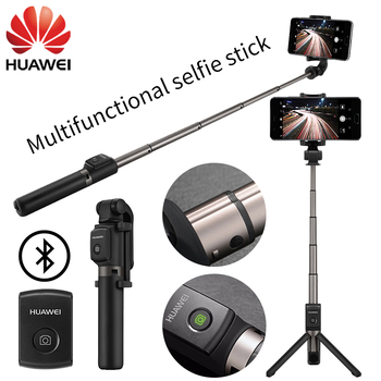 Huawei Honor Selfie Stick Tripod Portable Bluetooth3.0 AF15 Wireless Control Monopod Handheld for IOS Android Samsung xiaomi - discount item  25% OFF Camera & Photo