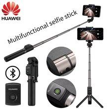 هواوي الشرف Selfie عصا ترايبود المحمولة Bluetooth3.0 AF15 اللاسلكية التحكم Monopod يده ل IOS أندرويد سامسونج شاومي