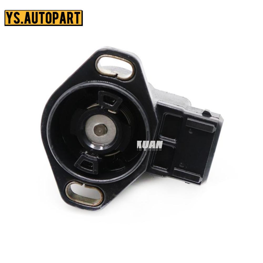 THROTTLE POSITION SENSOR TPS SENSOR MD614488 FOR <font><b>MITSUBISHI</b></font> 3000GT DIAMANTE ECLIPSE GALANT MIGHTY MAX MIRAGE PLYMOUTH COLT image