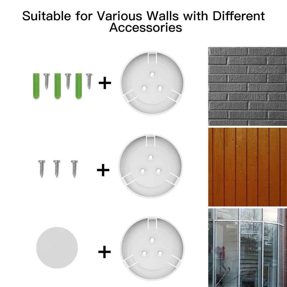 Support mural pour YI 1080P caméra maison 360 degrés support de support rotatif pour caméra de sécurité intérieure Yi/Mi