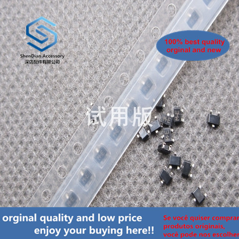50pcs 100% Orginal New SMD Transistor 2SA1602A SOT-323 PNP Transistor Silk Screen ME