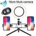 Neu Kommen USB Ladung Selfie Tragbare Flash-Led Kamera Telefon Fotografie Ring Licht Verbesserung Fotografie für iPhone Smartphone