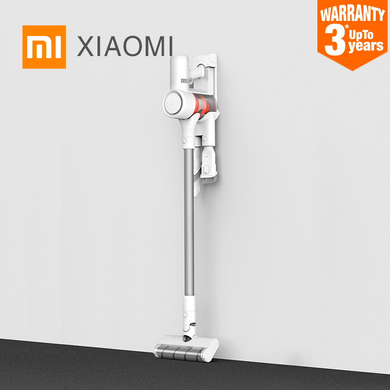 XIAOMI Vacuum-Cleaner MIJIA Household Handheld Wireless 20000pa Cyclone-Suction Multifunctional-Brush title=