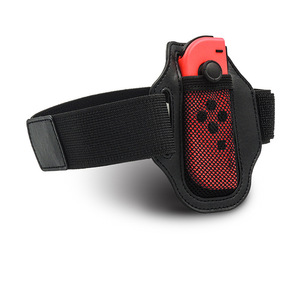 Image 5 - 2pcs/lot Adjustable Elastic Leg Strap Sport Band for Nintend Switch Joy con NS For Ring Fit Adventure Game for Kids And Adults