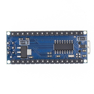 Image 3 - จัดส่งฟรี! 100PCS NANO 3.0 คอนโทรลเลอร์ NANO CH340 USB DRIVER NO CABLE NANO V3.0