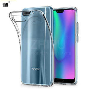 Case For Huawei Honor 10 9 8 7 6 TPU Silicon Durable Clear Soft Case For Huawei Honor 9X 8X 8S 7X 7S 6X Transparent Back Cover