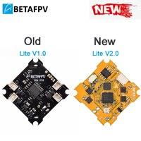 Betafpv lite escovado controlador de vôo compatível com firmware sliverware brushed flight control flight controller control flight -