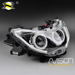 Image 1 - For  NMAX 155 NMAX155  2016 2017 2018 Modified Motorcycle Parts Nmax HID Head Light Headlamp Front Lamps