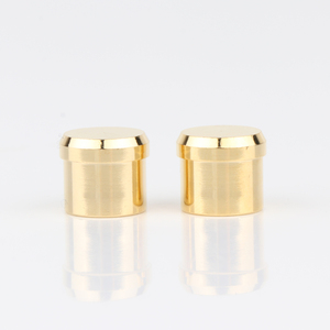 Image 2 - Preffair Mạ Vàng RCA Nắp Cắm Ngắn Mạch Ổ Cắm Phono Cổng Kết Nối RCA Che Chắn Jack Cắm Ổ Cắm Bảo Vệ Bao Mũ Lưỡi Trai