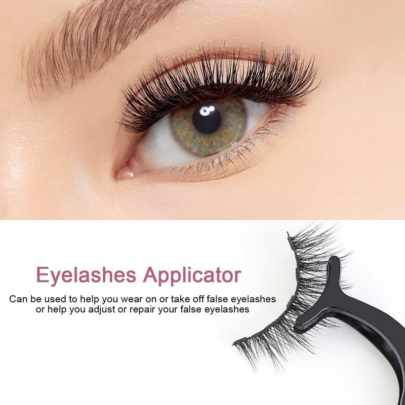 5 Pair Magnetic Eyelashes False Eyelashes Set For Beautiful Women Eyelashes Extension Mink lashes 5