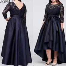Plus Size Mother of the Bride Dress High