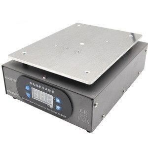 Image 5 - Нагревательная станция, нагревательная пластина для ЖК экрана, мобильный телефон, пренагреватель, Цифровая Платформа термостата, лучше 946S