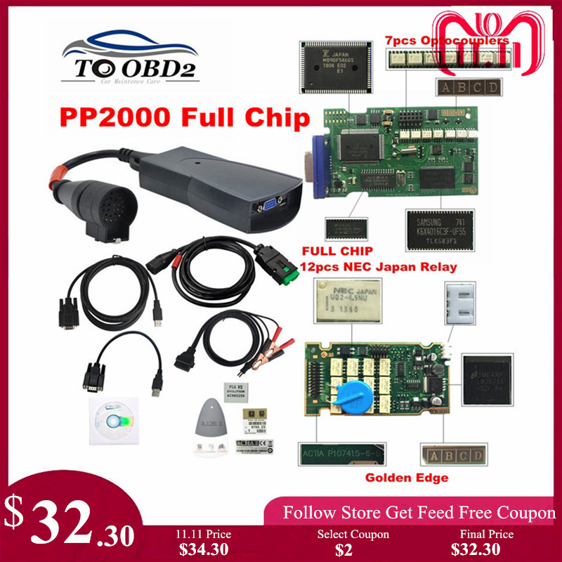 Free ship Full Chips 2019 Diagbox V7 83 with 921815C Firmware Lexia3 PP2000 V48 V25 Free ship Full Chips 2019 Diagbox V7.83 with 921815C Firmware Lexia3 PP2000 V48/V25 Lexia 3 For Citroen/Peugeot diagnostic tool