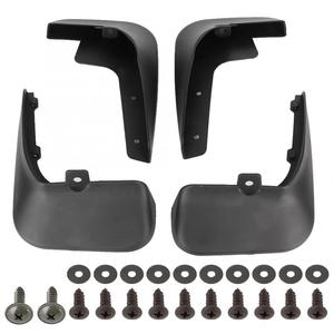 4Pcs Car Accessories Car Mud Flaps Mudguards Replacement Fit for Nissan NV200 2010-2017