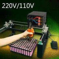 220V/110V Manual Spot Welding lithium Battery Soldering Welder Large Battery Car Power Welding Machine Large 3000W