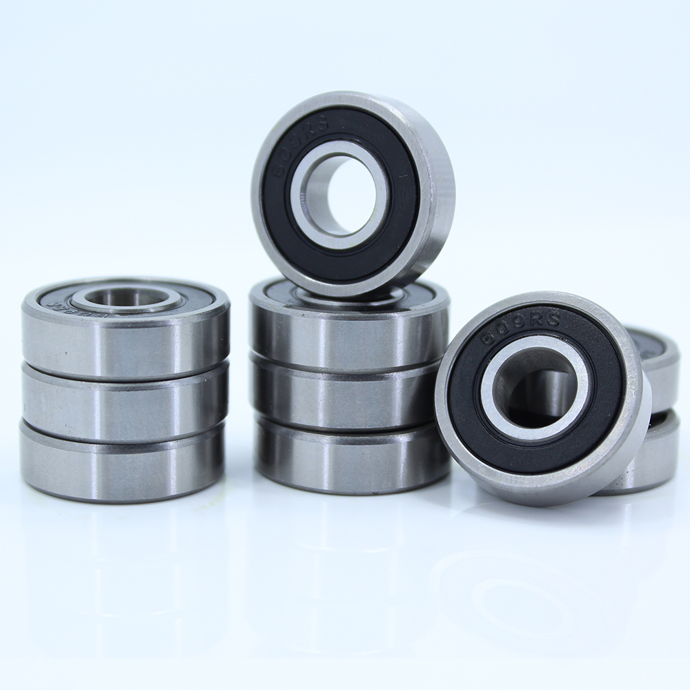 609-2RS two side rubber seals bearing 609-rs ball bearings 609rs