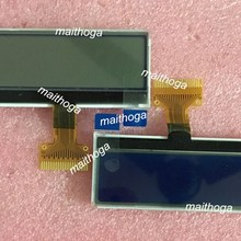 20P SPI COG 12832 LCM ЖК-модуль ST7567 контроллер 3,3 V белый/синий подсветка параллельный интерфейс