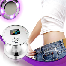 Ultrasound Cavitation Machine RF Body Slimming Massager Face Slimmer Facial Massage Device Radio Frequency LED Beauty Skin Care