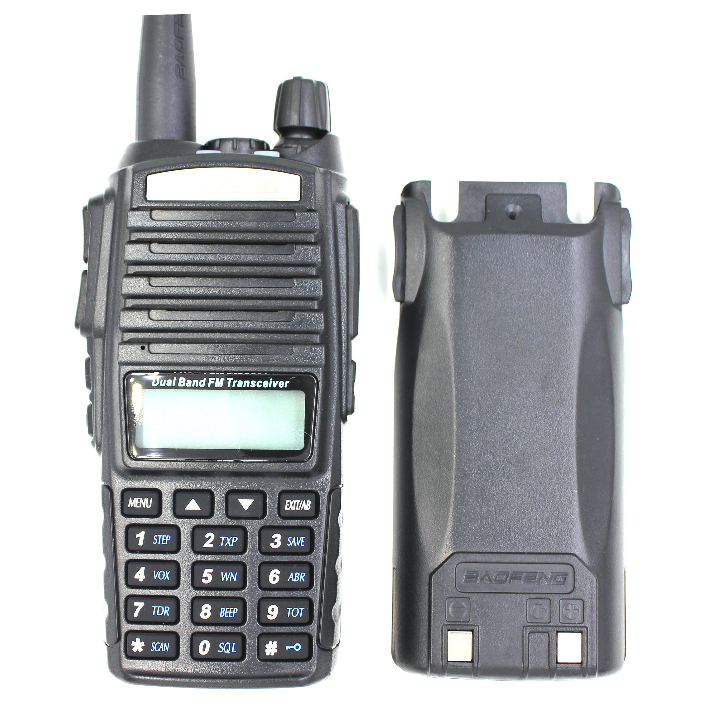 BaoFeng UV-82 8W Two Way Radio Ham Radio Walkie Talkie Tri-Power Dual band 136-174MHz 400-520MHz Handheld FM Transceiver