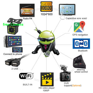 Image 4 - 92 din Android 9,1 auto DVD player für moderne Solaris accent Verna 2011 2016 radio recorder Gps WIFI usb DAB + audio