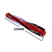 1pc 225mm barra de rolo escova barra para dyson v6 dc59 dc62 sv03 sv073 série aspirador peças