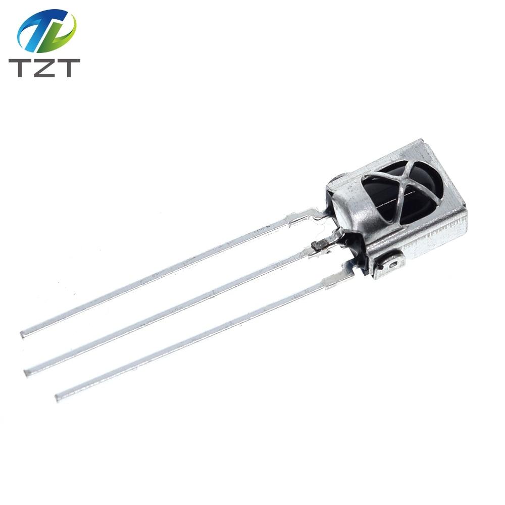 10pcs Universal Integration IR Infrared  Control Receiver TL1838 VS1838B HeadNRS