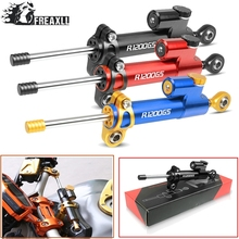 купить Moto CNC Motorcycle Steering Damper Stabilizer Linear Reversed Safety Control Over For BMW R 1200 GS LC R1200GS R ADV Adventure дешево