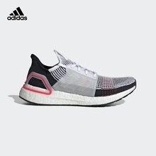 купить Adidas Ultraboost 19 Men Running Shoes Breathable comfortable Sneakers New Arrival# B37703 по цене 5210.5 рублей