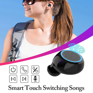 Image 3 - T11 TWS Bluetooth Wireless Earphone 8D Surround Stereo Earbuds Wireless Headset With 3300mAh Power Bank LED Display For Phones